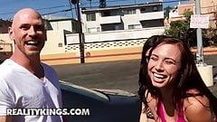 Reality Kings – Aidra Fox Whitney Wright Johnny Sins – Free